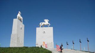秘史,开馆,博物馆,蒙古,唯一,正式 世界唯一蒙古秘史博物馆正式开馆