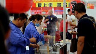 餐饮,人力,万亿元,成本,产业,收入 中国餐饮产业收入超4万亿元 人力成本上涨引关注
