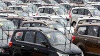 警戒线,预警,经销商,库存,之上,汽车 8月汽车经销商库存预警指数继续位于警戒线之上