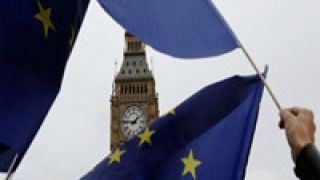 脱欧,超千亿欧,英欧,示警,汽车业,损失 英欧汽车业示警无协议脱欧 未来5年或损失超千亿欧