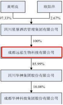 """华神科技控制方斥资3亿元低价定增""""加仓""""10% 上海成都两地国资持股市值严重缩水"""